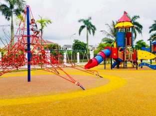 Outdoor Playground Equipment Supplier in Malaysia