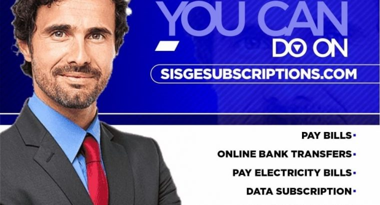 Data subscriptions and Bulksms