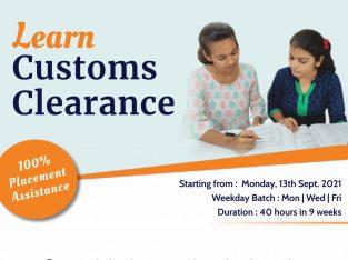 Learn Custom Clearance | JBS Academy