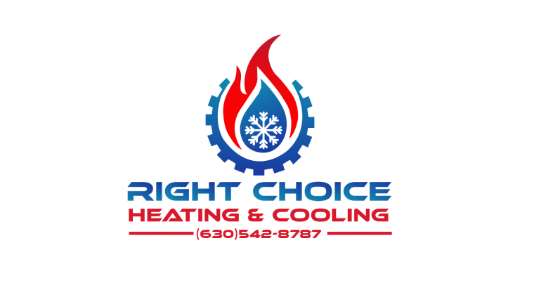 Right Choice Heating & Cooling Inc. 630-542-8787