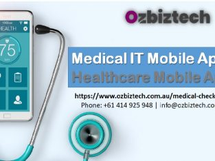 Medical IT Mobile Apps – Ozbiztech