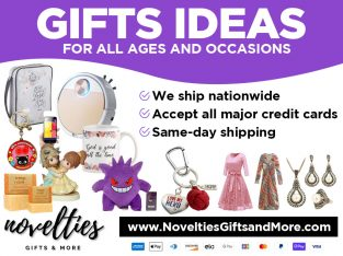 Novelties Gifts and More
