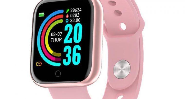 Smart Fitness Trackera