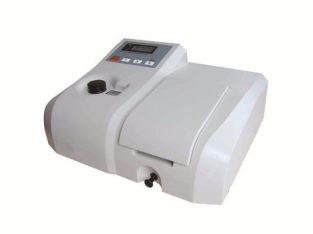 VIS Spectrophotometer SP-V2S IN NIGERIA BY SCANTRIK MEDICAL SUPPLIES