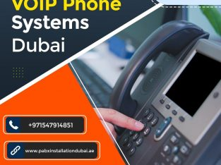 Flexible VoIP Phone Systems in Dubai for your Business