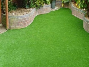Pavers and Artificial grass Coral Gables