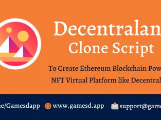 Decentraland Clone Script – Sellbitbuy