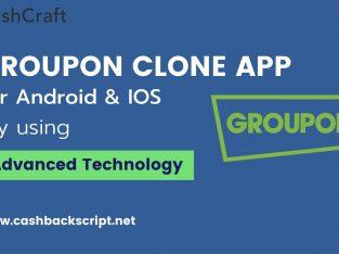 Kick-start Cashback Website like Groupon Clone APP