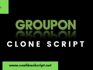 Groupon Clone Script to Start your own Coupons & Deals Website