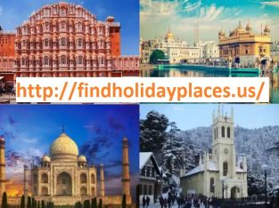 holiday destination in india
