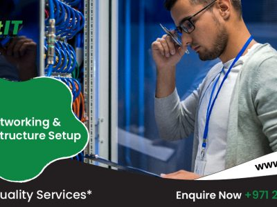 IT Support Company – IT Support Company in Dubai – Swiftit.ae