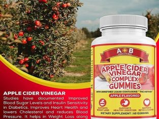 Shop Organic Apple Cider Vinegar Gummies with The Mother