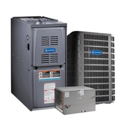 MRCOOL 4 Ton 16 SEER Gas System