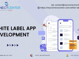 White Label App Development in USA | CONNECTCENTER