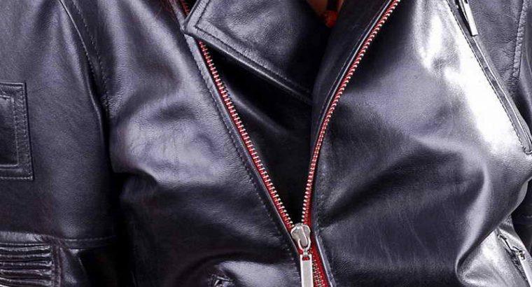 Anna Leather Jacket
