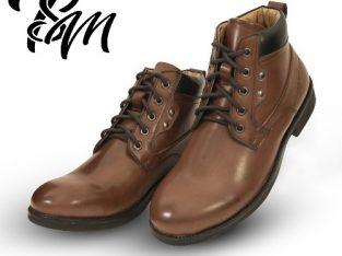 Low Cut Cushion Boots | The Shoemaker