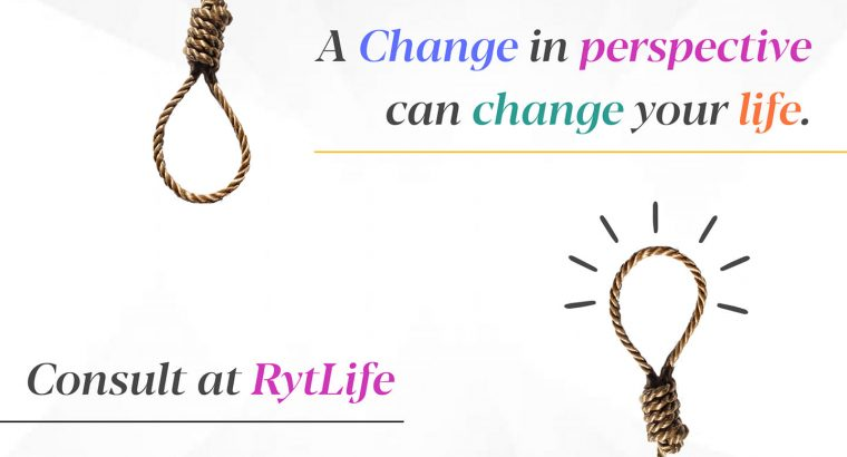 online mental health counseling india   Ryt Life