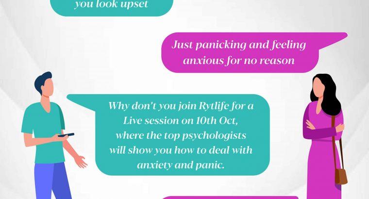 best online psychologist in india | Ryt Life