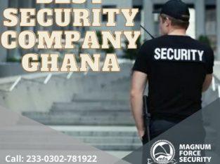 List of Top Security Companies in Ghana – Mfsghana.com