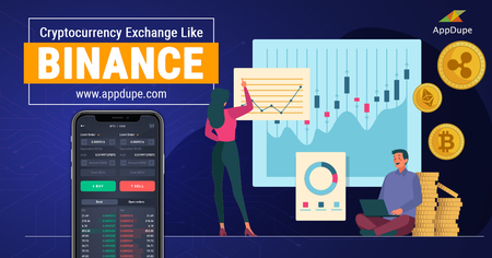 Develop the Cryptocurrency Exchange platform like Binance Clone