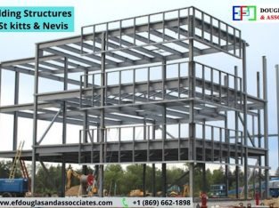 Building Structures in St kitts & Nevis