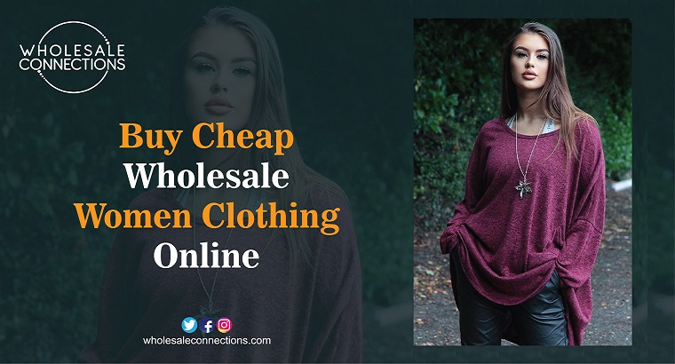 Buy Cheap Wholesale Women Clothing Online