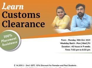 Learning Customs Clearance with JBS Academy