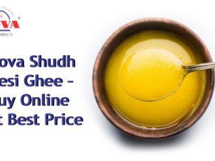 Nova Shudh Desi Ghee – Buy Online at Best Price