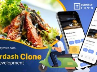Buy your Own Food Delivery App | Doordash Like App Development