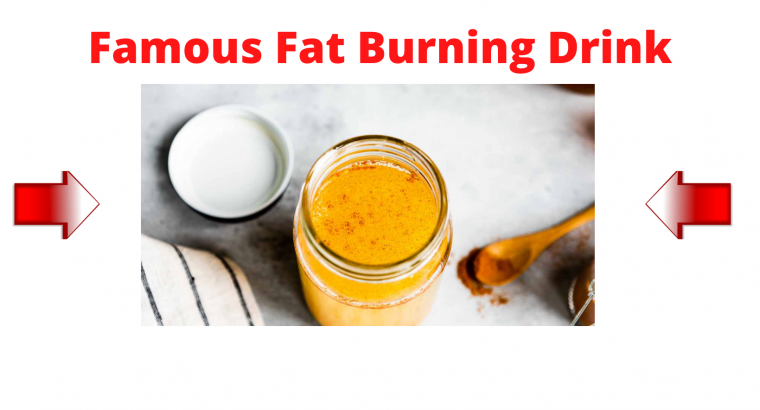 Drink this before breakfast burns 1lb a day?