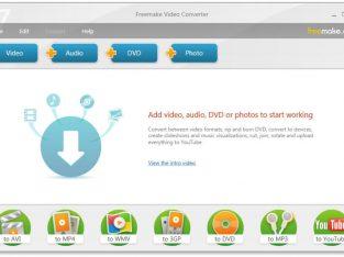 Freemake Video Converter PREMIUM LIFETIME for FREE!