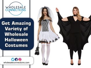 Get Amazing Variety of Wholesale Halloween Costumes