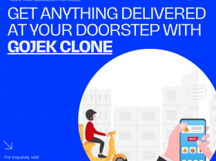 GET HUGE RETURNS IN BUSINESS WITH GOJEK CLONE APP BY SPOTNRIDES
