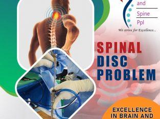 how to heal herniated disc delhi | thebrainandspine