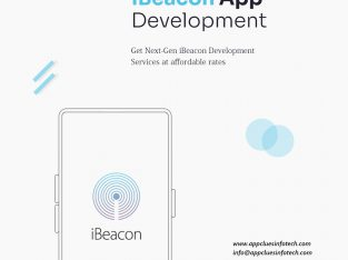 Hire Top iBeacon App Developers in USA