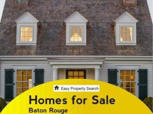 Get Best Services of Homes for Sale Baton Rouge LA