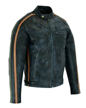 Vintage Leather: Motorcycle Leather Jackets