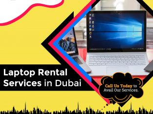 Laptop Rental In Dubai – Rent And Hire Brand New Laptops