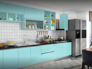 Are You Looking for Latest Designs for Modular Kitchen in Jaipur? Visit RNG Furniture