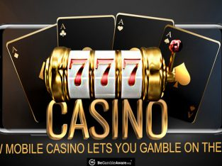 New Mobile Casino Lets You Gamble On The Go