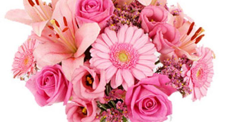 Passionate Mixed Flower Arrangement