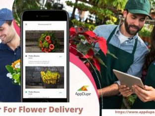 Get Hold Of Our White-Label Uber For Flower Delivery App?