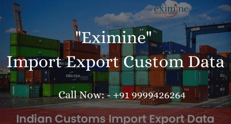 Best Import Export Data Provider In Delhi