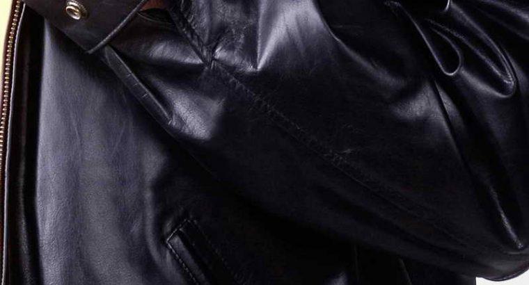 Aron Leather Jacket