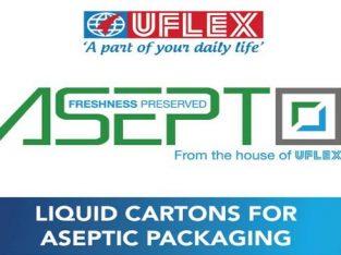 Aseptic Liquid Filling Machine – Asepto Freshness Preserved