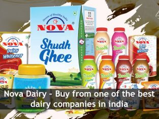 Nova Dairy – Buy from one of the best dairy companies in india