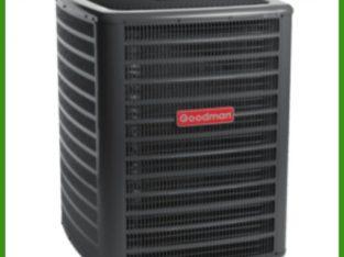 Goodman 2 Ton 14 – 15 SEER 24000 BTU Air Conditioner Condenser GSX140241