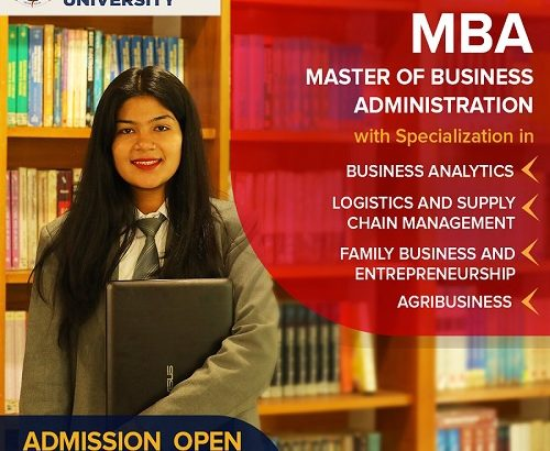 Why Choose DBGI for doing MBA?
