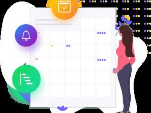 Create a calendar for project – Orangescrum