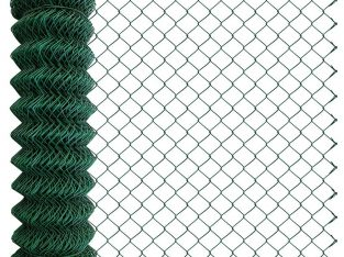 Buy PVC Chain Link Fence in Kuwait & UAE- YKMGroup